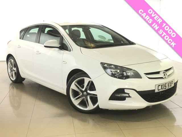 View our 2015 15 VAUXHALL ASTRA 1.6 LIMITED EDITION CDTI ECOFLEX S/S 5d 108 BHP