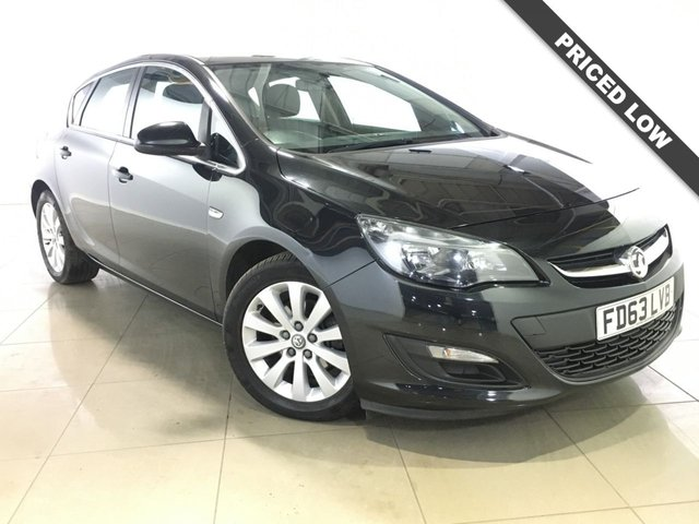 View our 2014 63 VAUXHALL ASTRA 1.7 TECH LINE CDTI ECOFLEX S/S 5d 108 BHP