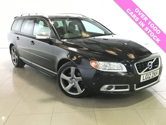 View our 2012 12 VOLVO V70 1.6 DRIVE R-DESIGN S/S 5d 113 BHP
