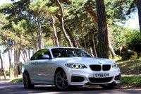 2016 BMW 2 SERIES 3.0 M240i 2d AUTO 340 BHP