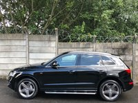 USED 2015 15 AUDI Q5 2.0 TDI QUATTRO S LINE PLUS START/STOP 5d 148 BHP SIDE STEPS/LOW MILES/QUATTRO
