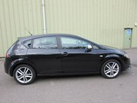USED 2012 62 SEAT LEON 2.0 CR TDI FR 5d 140 BHP