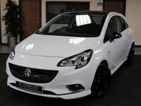 2016 VAUXHALL CORSA 1.4 LIMITED EDITION 3d 89 BHP £7975.00