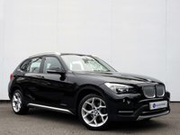 USED 2013 13 BMW X1 2.0 XDRIVE20D XLINE 5d 181 BHP FULL LEATHER UPHOLSTERY.....