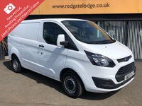 2015 FORD TRANSIT CUSTOM}