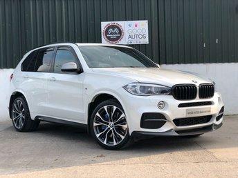2015 BMW X5 3.0 M50D 5d 376 BHP £45995.00