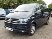 2018 VOLKSWAGEN TRANSPORTER T30 TDI HIGHLINE LWB 150 BLUEMOTION EURO 6 £22495.00