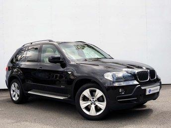 2009 BMW X5 3.0 D SE 5d AUTO 232 BHP