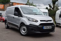 2014 FORD TRANSIT CONNECT 1.6 210 ECONETIC P/V 1d 94 BHP £8599.00