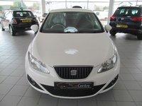 2011 SEAT IBIZA 1.6 SPORT CR TDI 5d 103 BHP £5500.00