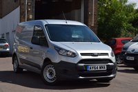 2014 FORD TRANSIT CONNECT 1.6 210 ECONETIC P/V 1d 94 BHP £8499.00