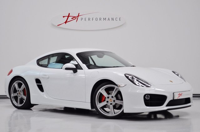 2013 13 PORSCHE CAYMAN 3.4 24V S PDK 2d AUTO 325 BHP HUGE SPECIFICATION 22 MONTHS PORSCHE WARRANTY