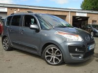 USED 2010 10 CITROEN C3 PICASSO 1.6 PICASSO EXCLUSIVE HDI 5d 90 BHP 2 FORMER KEEPER+GREAT VALUE