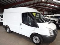 """USED 2011 11 FORD TRANSIT 2.2 280 SWB SHR  WITH AIR CONDITIONING & QUALITY SHELVING - """"YOU'RE IN SAFE HANDS"""" - AA DEALER PROMISE"""