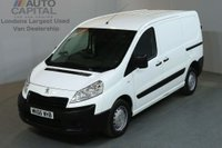 USED 2016 66 PEUGEOT EXPERT 1.6 HDI 1000 L1H1 PROFESSIONAL 6d 90 BHP SWB AIR CON FWD DIESEL PANEL VAN AIR CONDITIONING ONE OWNER
