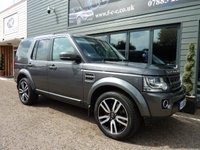 2015 LAND ROVER DISCOVERY 3.0 SDV6 COMMERCIAL SE 1d AUTO 255 BHP £27995.00