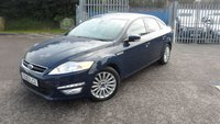 2013 FORD MONDEO 2.0 ZETEC BUSINESS EDITION TDCI 5d 138 BHP £6995.00