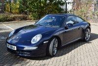 USED 2005 PORSCHE 911 3.6 CARRERA 2 2d 325 BHP
