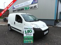 2010 CITROEN NEMO 1.2 660 LX HDI S/S 75 BHP NO VAT TO PAY ON THIS VAN SAVE ££££ £SOLD