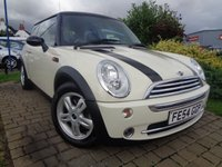 2004 MINI HATCH COOPER 1.6 COOPER 3d 114 BHP £2989.00