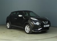 2015 NISSAN JUKE 1.2 ACENTA PREMIUM DIG-T 5d  WITH SAT NAV AND REVERSING CAMERA £9250.00
