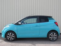 USED 2015 15 CITROEN C1 1.2 PURETECH FLAIR EDITION 3d 82 BHP