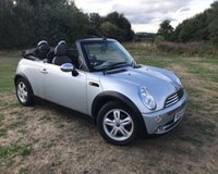 USED 2004 54 MINI CONVERTIBLE 1.6 ONE 2d 89 BHP