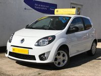 USED 2010 10 RENAULT TWINGO 1.1 GT 16V 3d 100 BHP