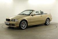 USED 2002 02 BMW 3 SERIES 2.2 320CI 2d AUTO 168 BHP