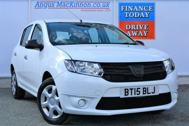 2015 15 DACIA SANDERO 1.1 AMBIANCE Great Value for Money Outstanding Petrol 5dr Family Hatchback