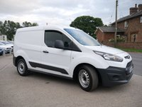 USED 2014 14 FORD TRANSIT CONNECT 1.6 200 ECONETIC P/V 1d 94 BHP ONE KEEPER, FULL FORD MAIN DEALER SERVICE HISTORY, BLUETOOTH PHONE PREPARATION