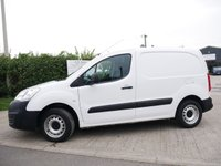 USED 2016 16 CITROEN BERLINGO 1.6 625 X L1 HDI 1d 74 BHP ONE FORMER KEEPER, SAT NAV, ELECTRIC WINDOWS