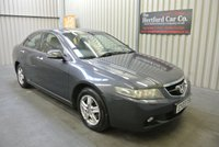 2003 HONDA ACCORD 2.0 EXECUTIVE VTEC 4d AUTO 155 BHP £1495.00
