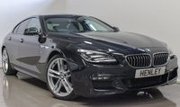 2015 BMW 6 SERIES 3.0 640D M SPORT GRAN COUPE 4d AUTO 309 BHP £26990.00