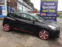 2013 RENAULT CLIO 1.5 DYNAMIQUE S MEDIANAV ENERGY DCI S/S 5d 90 BHP, only 30000 miles, 1 Owner £7495.00
