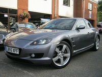 USED 2006 55 MAZDA RX-8 2.6 231PS 4d 228 BHP