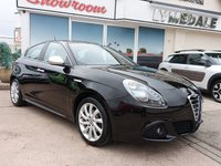 USED 2011 11 ALFA ROMEO GIULIETTA 1.4 VELOCE TB 5d 120 BHP SUPERB CONDITION WITH FULL SERVICE HISTORY & LONG MOT