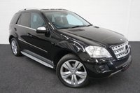 2009 MERCEDES-BENZ M CLASS 3.0 ML350 CDI BLUEEFFICIENCY SPORT 5d AUTO 224 BHP £11991.00