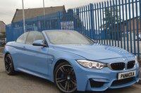 2015 BMW 4 SERIES 3.0 M4 2d AUTO 426 BHP £36995.00