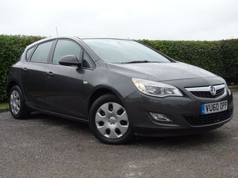 2010 VAUXHALL ASTRA 1.6 EXCLUSIV 5d  £5000.00
