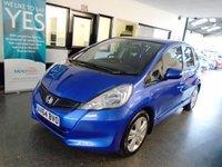 2014 HONDA JAZZ 1.3 I-VTEC ES PLUS 5d 99 BHP £7495.00