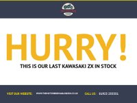 USED 2015 10 KAWASAKI ZX  ZX 1000 MFF ABS  FSH,LUGGAGE,META ALARM!