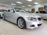 USED 2009 09 BMW 3 SERIES 3.0 330D M SPORT 2d 228 BHP+LOW MILEAGE+SERVICE HISTORY+