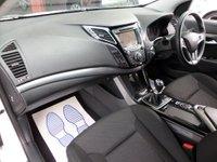 USED 2011 61 HYUNDAI I40 1.7 CRDI STYLE BLUE DRIVE 5d 134 BHP ** NAV * CAMERA * FSH ** ** SAT NAV * CAMERA * CRUISE * FSH **