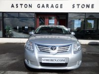 USED 2011 11 TOYOTA AVENSIS 2.0 T4 D-4D ESTATE **NAV * LEATHER * F/T/S/H** ** S/T/S/H * NAV * CAMERA * LEATHER **