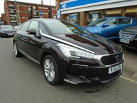 USED 2015 15 DS DS 5 1.6 BLUEHDI ELEGANCE S/S 5d 118 BHP