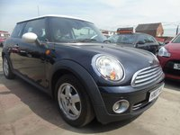 2007 MINI HATCH COOPER 1.6 COOPER 3d 118 BHP FULL SERVICE LONG MOT DRIVES A1 £1995.00