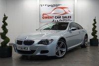 2006 BMW 6 SERIES 5.0 V10 M6 2d AUTO 501 BHP £15490.00