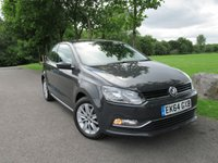 USED 2014 64 VOLKSWAGEN POLO 1.0 SE 3d 74 BHP