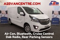 USED 2015 15 VAUXHALL VIVARO 1.6 2900  SPORTIVE 115 BHP Air Con, Aux, Bluetooth, Cruise Control, Ply Lined, 4.9 Flat Rate Finance Available **Drive Away Today** Over The Phone Low Rate Finance Available, Just Call us on 01709 866668